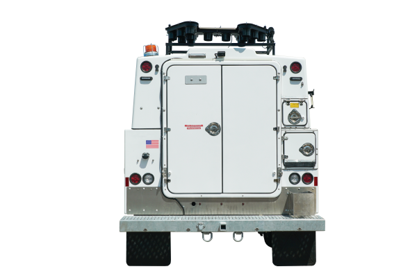 Image of the Utility Support Truck