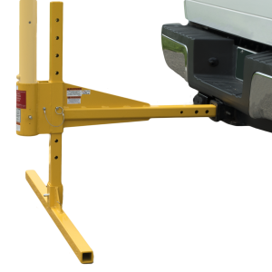 Image of the Davit Hitch Mount